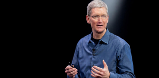 tim cook - ceo di apple