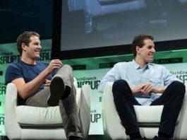 I gemelli Winklevoss, noti per le vicende di Facebook, i primi miliardari grazie al Bitcoin