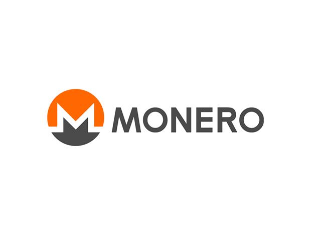 Logo della criptovaluta Monero