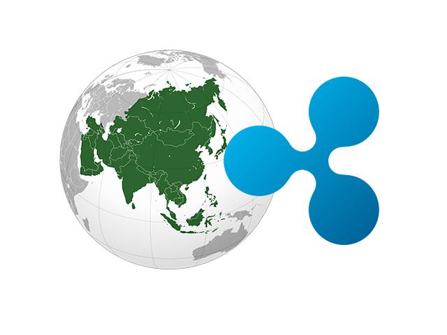 Ripple alla conquista dell'Asia tra Banca del Giappone e della Corea del Sud