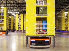 Apre il quarto centro Amazon in Italia