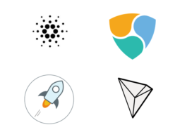Le criptovalute di Cardano, NEM, Stellar e Tronix stanno ottenendo importanti risultati