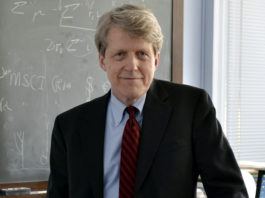 Il premio Nobel Robert Shiller