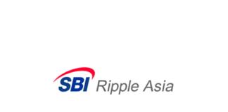 Il logo della SBI Ripple Asia