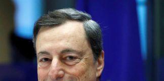 Draghi afferma che non può essere BCE a bloccare Bitcoin