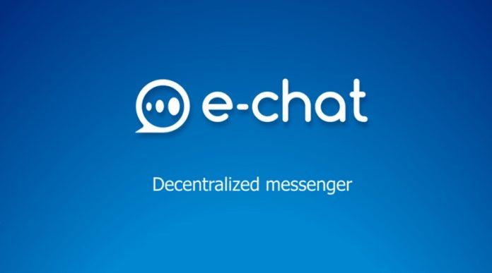 Presto ai voti la fork e-Chat per Ethereum