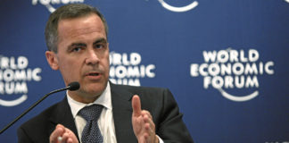 Mark Carney, il bitcoin ha fallito