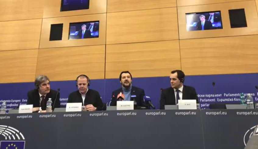 Telefonata tra Di Maio e Salvini, ecco cosa si sono detti Video