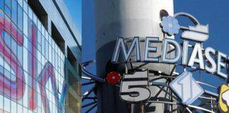Le azioni Mediaset incassano un rialzo dopo l'accordo con Sky