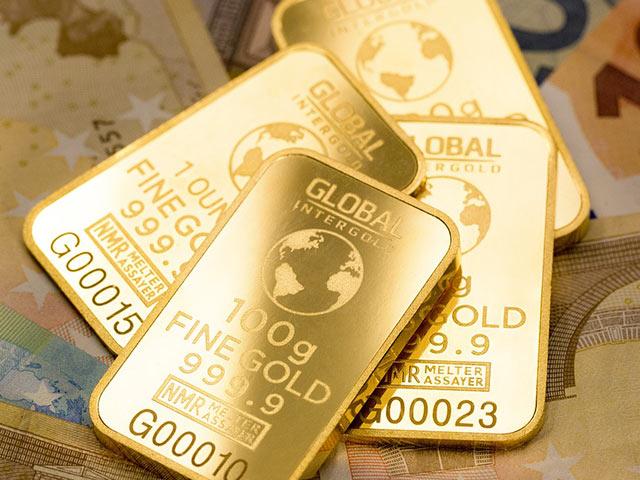 La guerra commerciale potrebbe far salire di molto la quotazione dell'oro