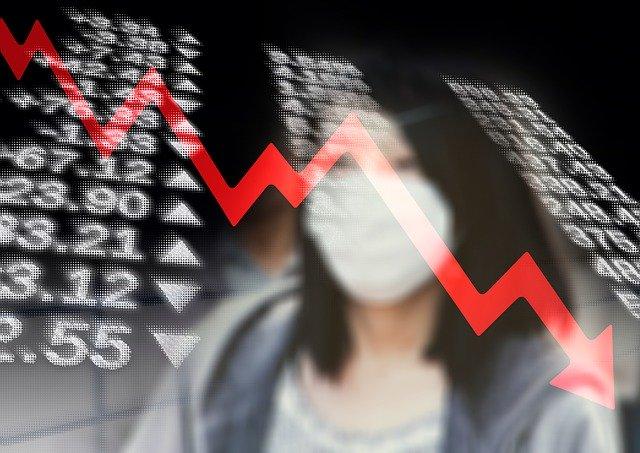I mercati azionari sono stati spinti al ribasso dal coronavirus